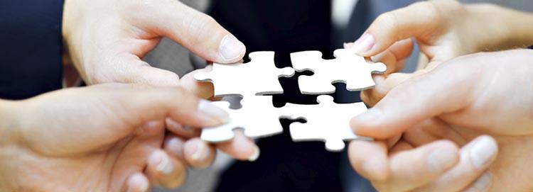1 مزایای همکاری شرکت ها برای رشد کسب و کار