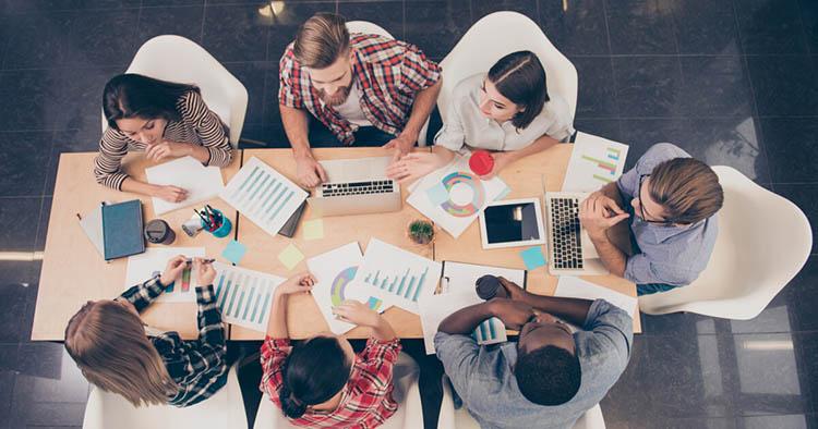 6 مزایای همکاری شرکت ها برای رشد کسب و کار