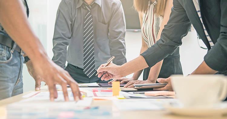 7 مزایای همکاری شرکت ها برای رشد کسب و کار