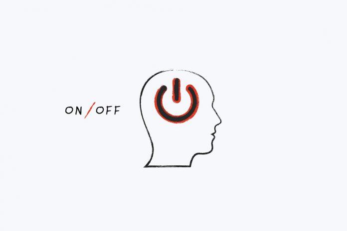 آموزش راهی برای خاموش کردن ذهن خود و رفع استرس