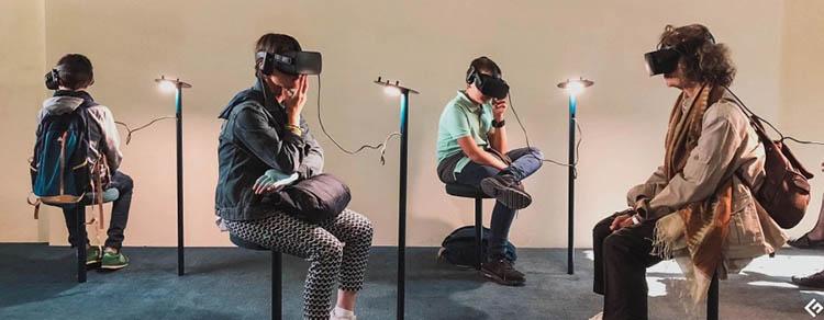 1 آشنایی با 6 کاربرد واقعیت مجازی در کسب و کار ها