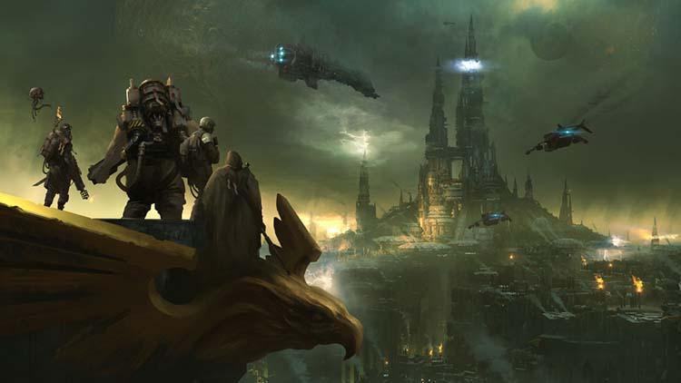 1 بازی Warhammer Darktide تاخیر خورد