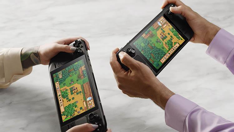 1 Valve کنسول دستی Steam Deck را معرفی کرد آیا رقیب جدیدی برای Nintendo Switch در راه است؟