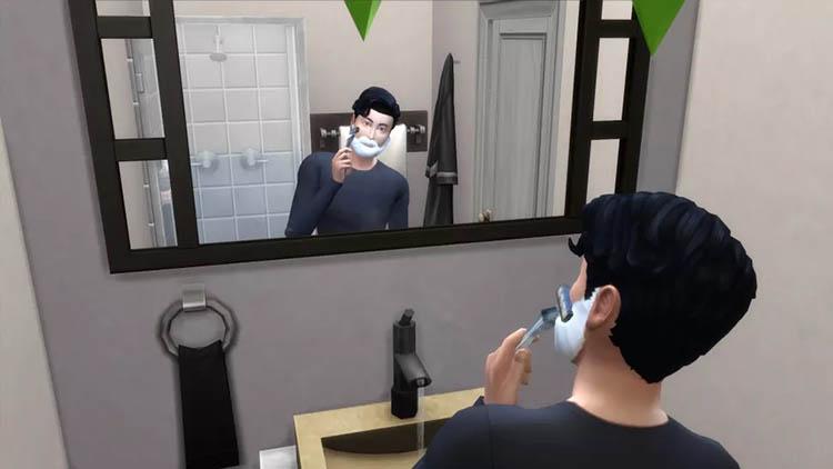 2 آشنایی با بهترین مود بازی 4 Sims همراه با لینک دانلود
