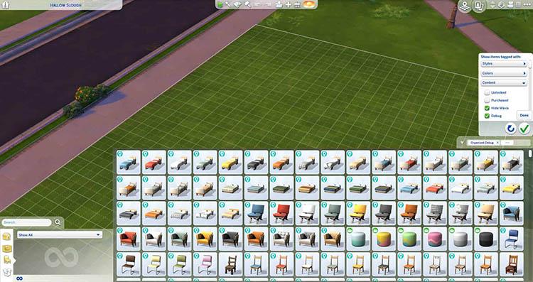 3 آشنایی با بهترین مود بازی 4 Sims همراه با لینک دانلود