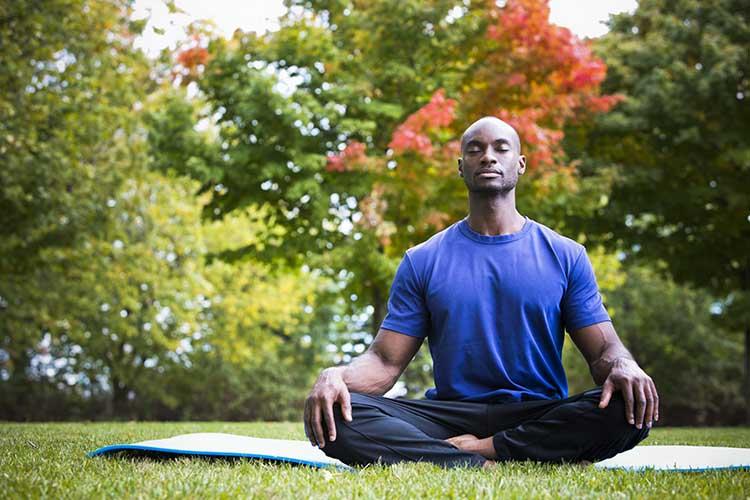 5 آموزش راهی برای خاموش کردن ذهن خود و رفع استرس