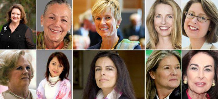 لیست پولدار ترین زنان جهان در سال 2021