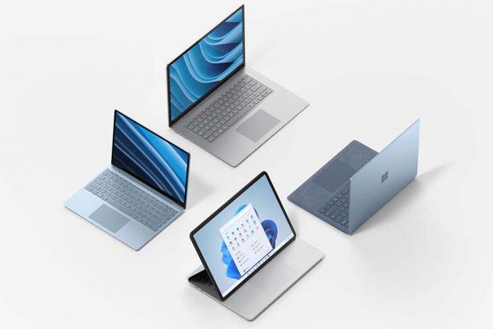 محصولات معرفی شده در رویداد سرفیس مایکروسافت 2021