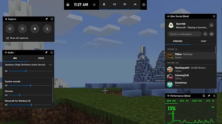 2 بهترین ابزار ها برای عکس برداری از بازی در ویندوز