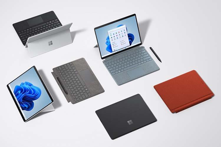 4 محصولات معرفی شده در رویداد سرفیس مایکروسافت 2021