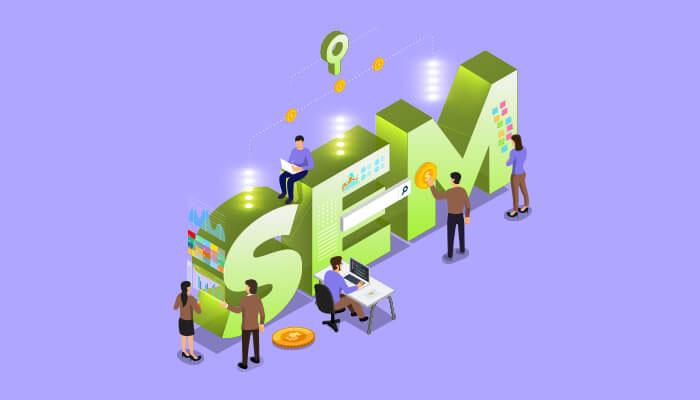5 SEM چیست ؟ آشنایی با بازاریابی موتور های جستجو و اهمیت آن