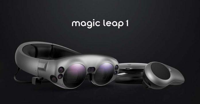 مجیک لیپ 2 (Magic Leap) در سال 2022 منتشر خواهد شد