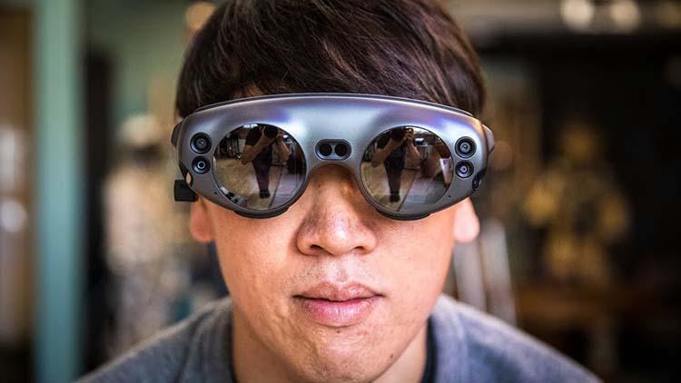 2 مجیک لیپ 2 (Magic Leap) در سال 2022 منتشر خواهد شد