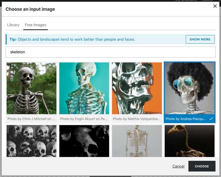 2 نحوه ایجاد هنر NFT با هوش مصنوعی بدون نیاز به کدنویسی یا مهارت هنر دیجیتال